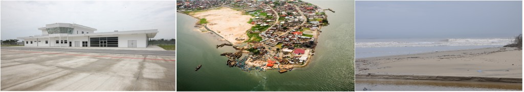 Bonny Island boasts a well-fitted airstrip; a natural trading harbour; and a beach front to rival renowned exotic zones